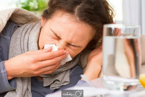 آنفولانزا چه عوارضی را به دنبال دارد؟ | پزشکت