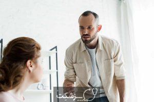 با شوهر پرخاشگر منفعل چگونه رفتار کنیم؟ | پزشکت