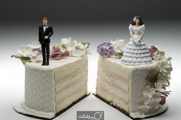 21 دلیل اصلی طلاق | پزشکت