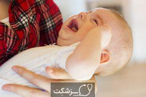 چرا کودکم گوش هایش را می کشد؟ | پزشکت