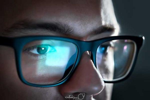 عوارض و مزایای نور آبی برای بدن | پزشکت