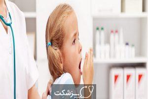غدد ملتهب در کودکان || پزشکت