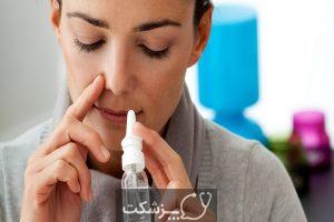 درمان خشکی بینی در خانه   پزشکت