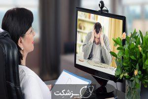 درمان آنلاین برای اعتیاد   پزشکت