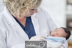 آیا خونریزی از بند ناف نوزادان طبیعی است؟   پزشکت