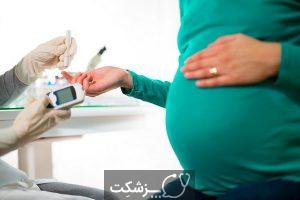 رعایت رژیم غذایی برای دیابت بارداری | پزشکت