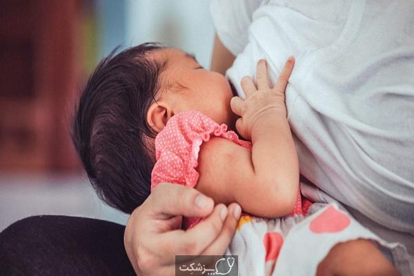 سوزن سوزن شدن پستان در شیردهی و قاعدگی | پزشکت