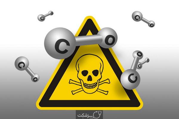 مسمومیت با مونوکسید کربن | پزشکت