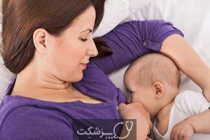 سوزش نوک پستان، علل و راهکارهای درمانی | پزشکت