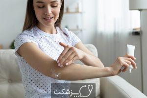 خشکی آرنج و درمان های خانگی آن | پزشکت