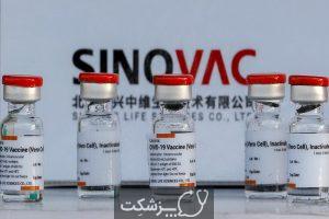 واکسن های سینوفارم و سینوواک | پزشکت