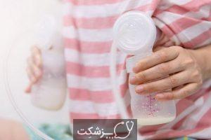 شیردهی با نوک سینه معکوس یا صاف   پزشکت