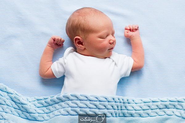 وزن نگرفتن نوزاد   پزشکت