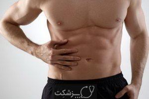 توده های قسمت پایین سمت راست شکم | پزشکت