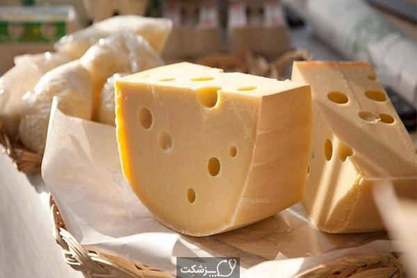 فواید و مضرات مصرف پنیر | پزشکت