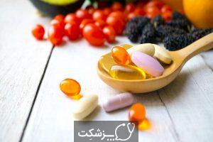 مولتی ویتامین چیست؟ آیا مصرف آنها عوارض دارد؟   پزشکت