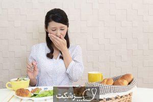 کمبود وزن در دوران بارداری   پزشکت