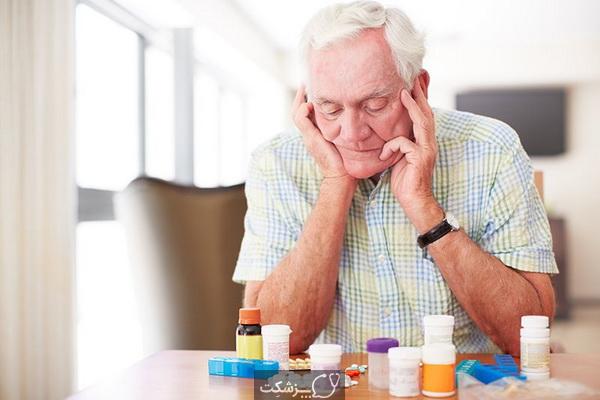 7 ویتامین مهم برای سالمندان   پزشکت