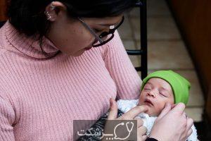 برفک نوک سینه های زنان شیرده   پزشکت