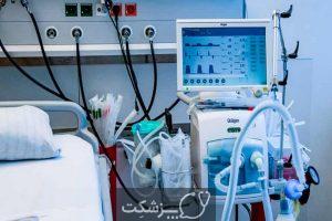 دستگاه تنفس مصنوعی و نقش آن در کرونا | پزشکت