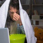 درمان خانگی عفونت سینوس