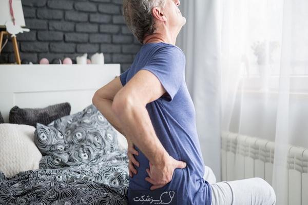 علت درد شکم که به کمر کشیده می شود، چیست؟   پزشکت