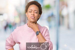 درمان خانگی برای خشکی گلو   پزشکت