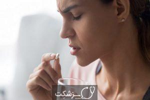 کپسول خوراکی مفنامیک اسید و عوارض آن   پزشکت
