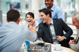 مدیریت تعارض با خنده و شوخی | پزشکت