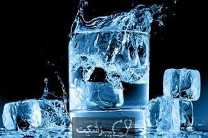 چرا آب سرد برای شما مضر است؟   پزشکت
