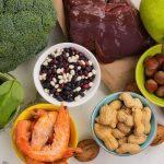 رژیم غذایی برای کم خونی