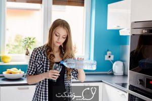 آب معدنی، مزایا و عوارض جانبی آن    پزشکت